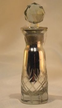 Silver Decanter,Reed Diffuser, Perfume Bottle And Decanter