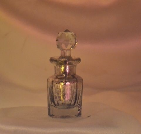 Glass Perfume Bottle And Decanter, Reed Diffuser,Decorative Perfum