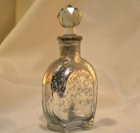 Golden Silver Decanter,Fragrance Bottle,Reed Diffuser
