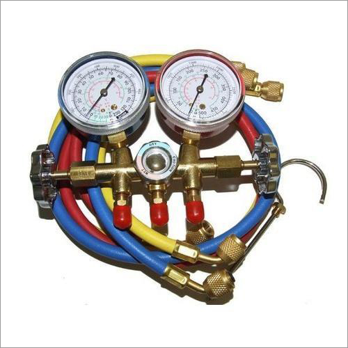 Gas Manifold Regulator