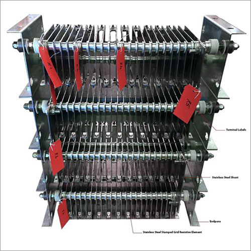 Motor Control Resistor