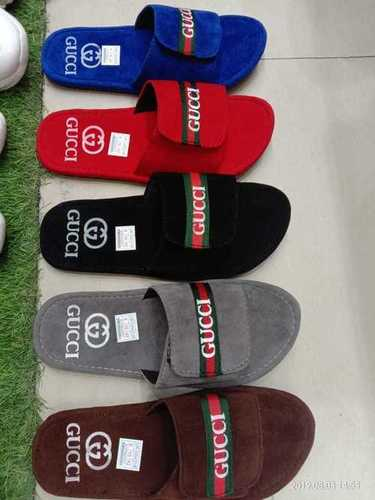 Mens Gucci Sports Slippers