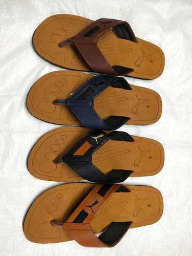 Mens Puma Designer Slippers