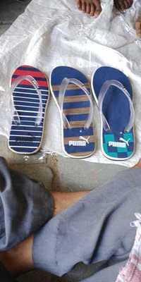 Mens Puma Plastic Slippers