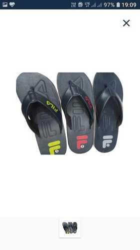 Mens Fila Plastic Slippers