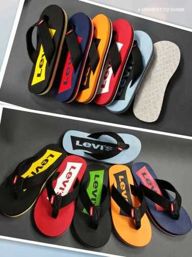 Mens Levis Slippers