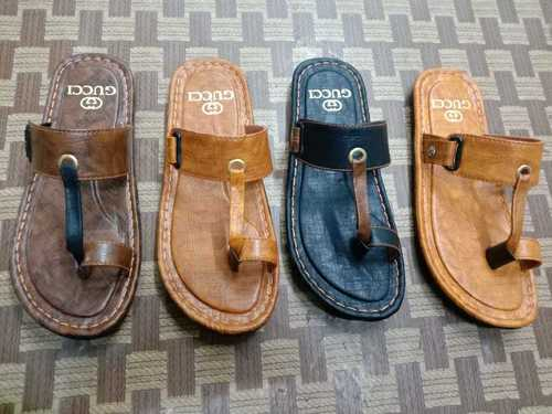 Mens Gucci Fancy Slippers