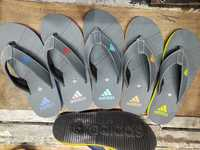 Mens Adidas Grey Sports Slippers
