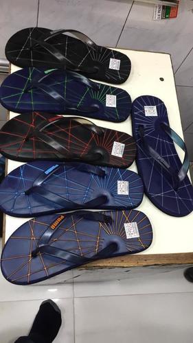 Mens Puma Spider Design Slippers