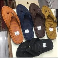 Mens Best Quality Leather Slippers