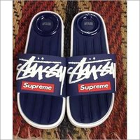 Mens Supreme Printed Slippers