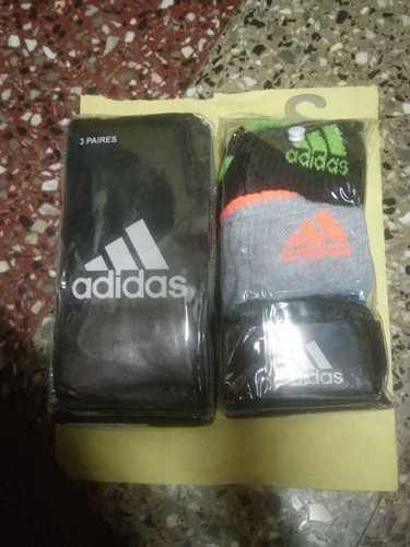 Mens Adidas High Quality Stylish Sports Sock