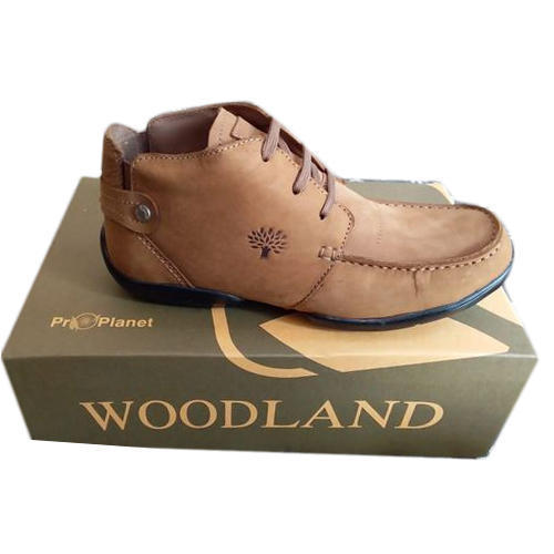 Mens Woodland Casual Shoes
