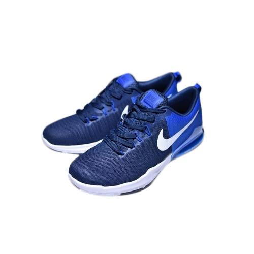 Mens Blue Casual Shoes