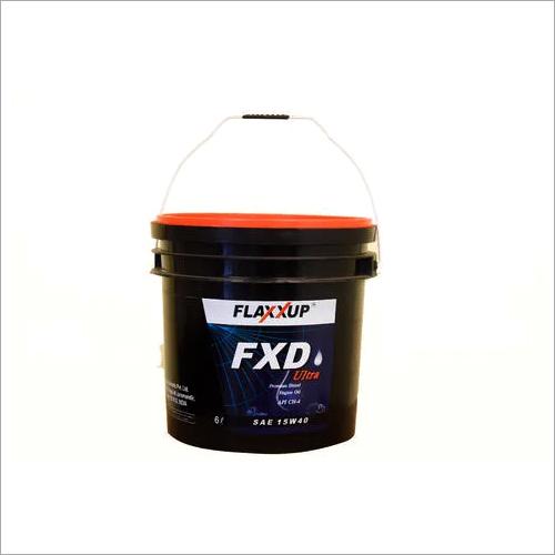 FLAXXUP FXI CZAR 15 W 40 API CI-4Plus