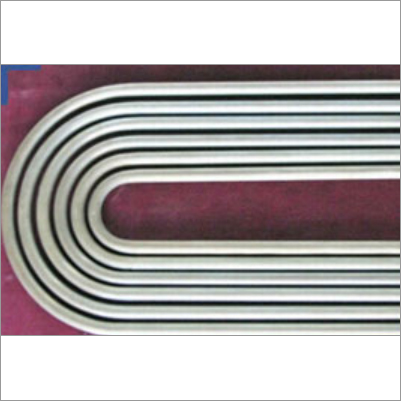 Stainless Steel 304H Welded U Pipes and Tubes
