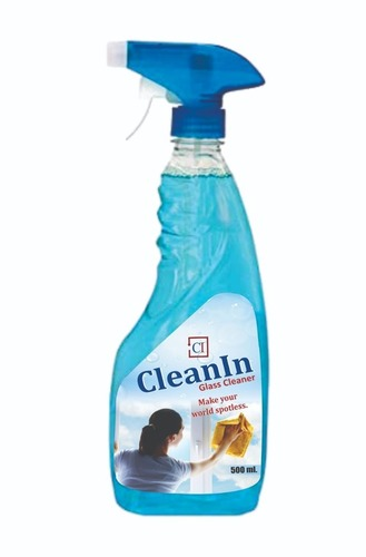 Clean In Glass Cleaner
