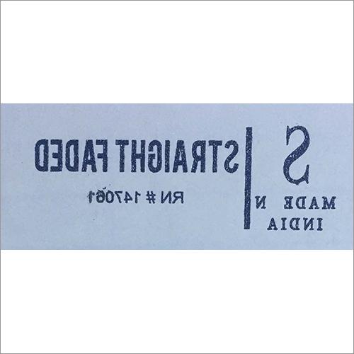Cotton Garment Sticker