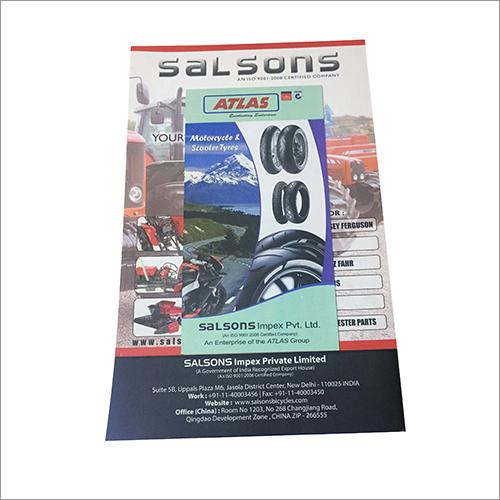 Customized Brochure Printing Service