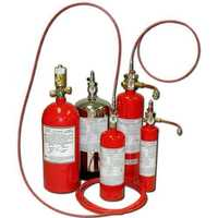 Firetrace Tube Based Fire Extingusing System