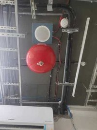 Automatic Tube Fire Suppression System