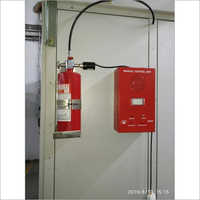 Novec 1230 Fire Extinguisher System