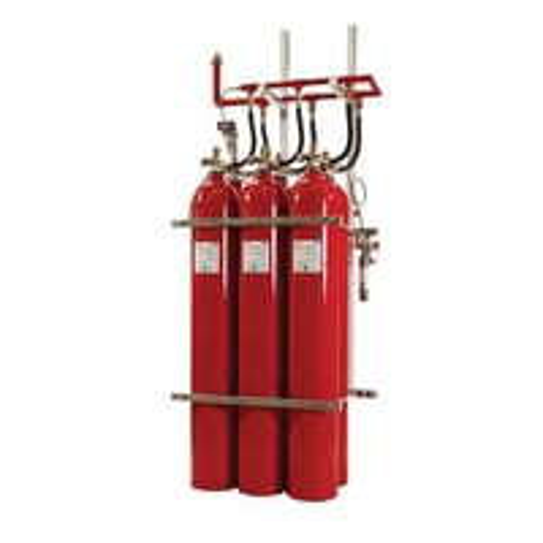 Gas Based Fire Extinguishing System