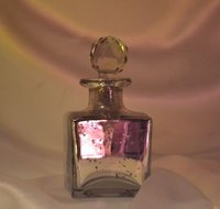 Squire Glass Perfume Bottle & Decanter