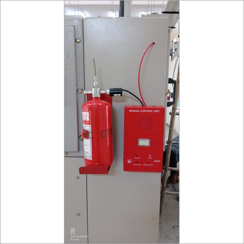 CQRS Fire Suppression Systems