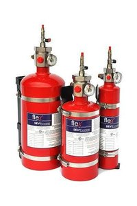 Battery Rack Fire Suppression System