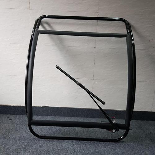 Windscreen medium for E Rickshaw