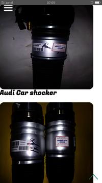 Audi Q7 Air Suspension - Audi Q7 Engine Parts & Au