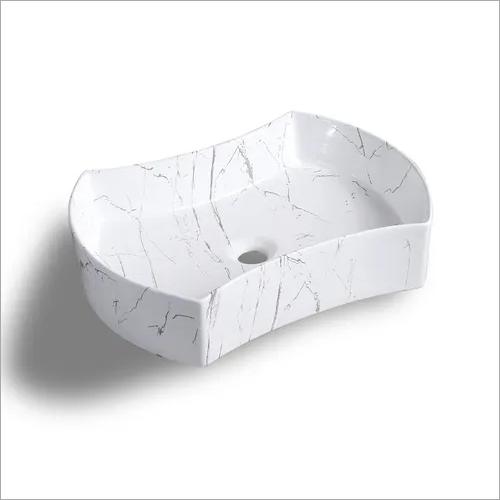 White Ceramic Table Top