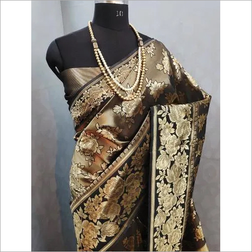 Trending gulabo saree with blouse