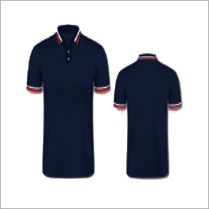 Mens Cotton Polo T-Shirts