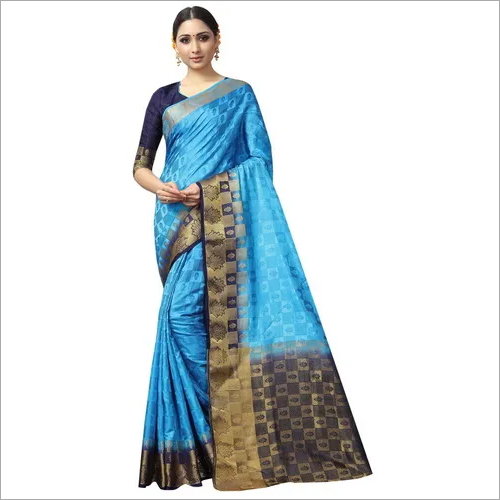 New Nylon Dyeable sarees