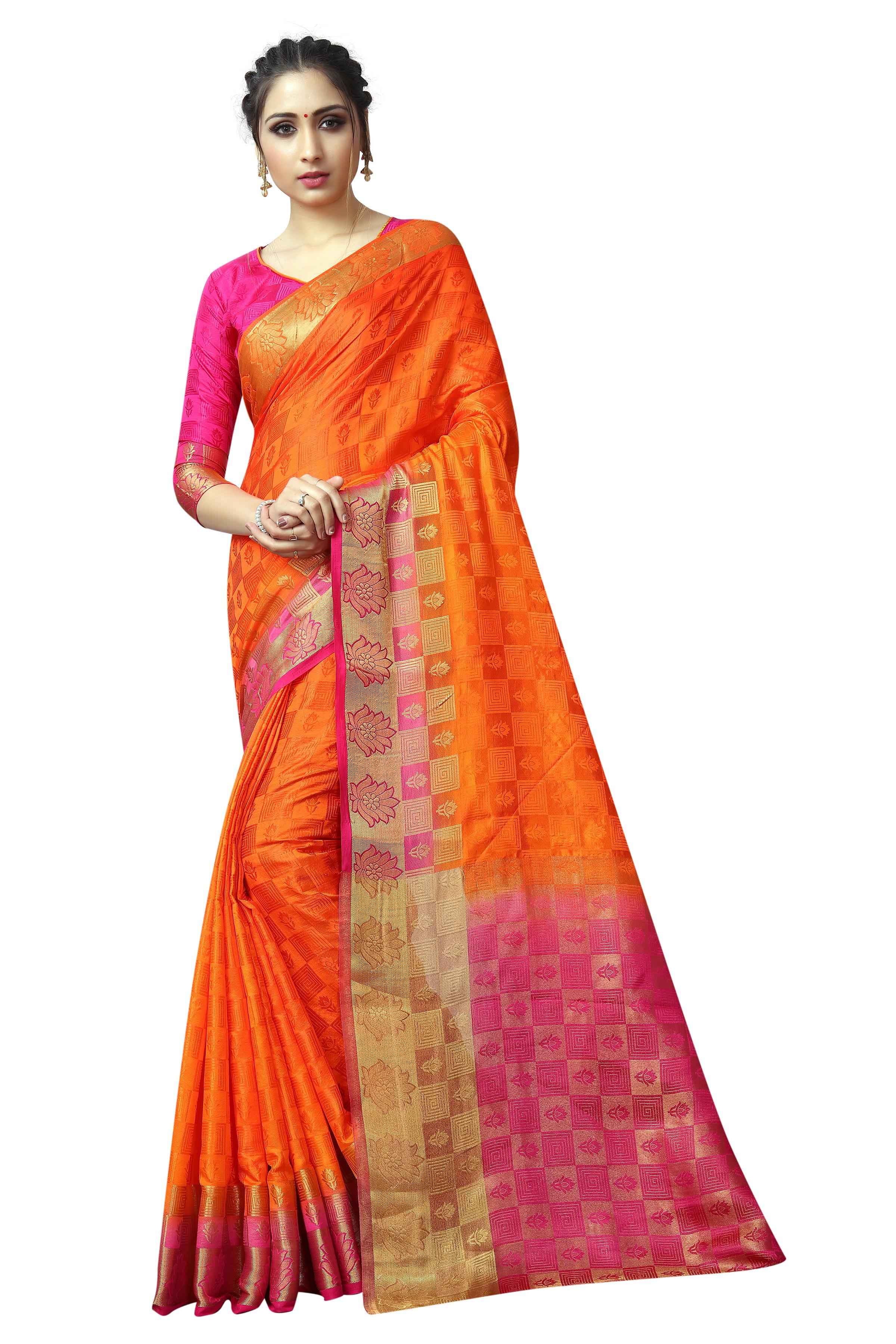 New Nylon Dyeable sarees
