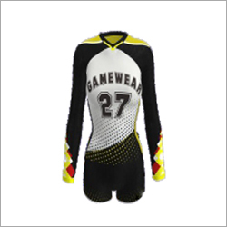 Kids Printed Sports Dress