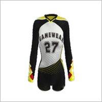 Kids Printed Sports Dress