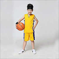 Kids Basket Ball Uniform