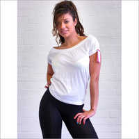 Ladies Western Wear Plain Top