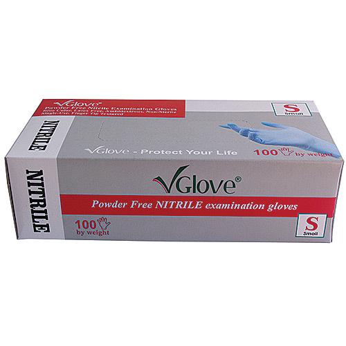 Nitrile Medical Gloves