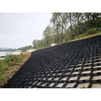 manufacturer  HDPE geocell for Ground Stabilisation