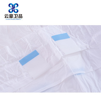 High quality and reliable adult diaper with Functional