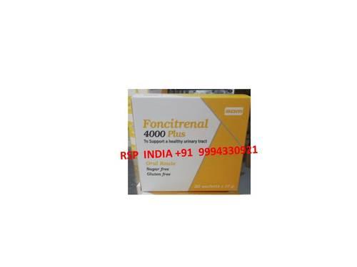 Foncitrenal 4000plus
