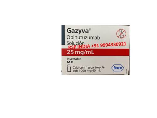 Gazyva 25mg-ml Solution