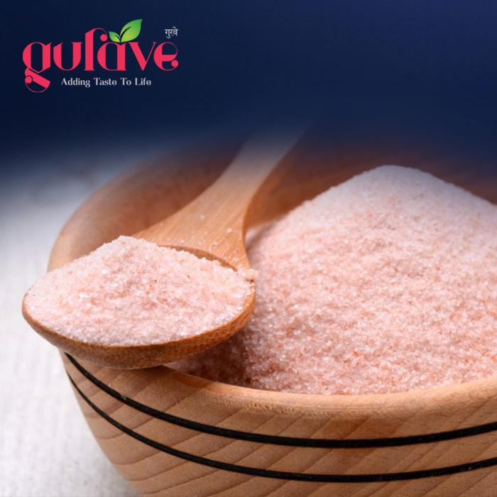 K-pink Rock Crystal Salt