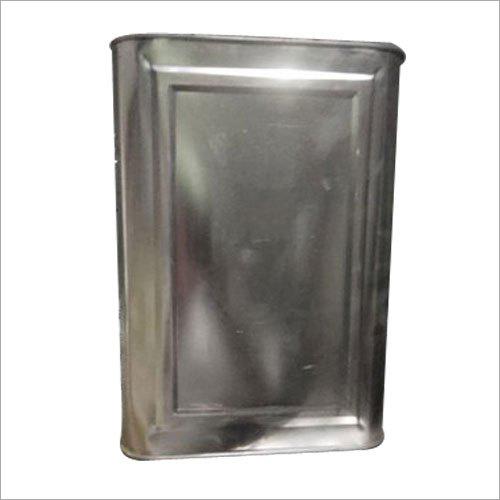 Plain Oil Tin Container