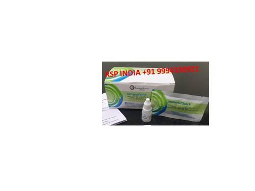 Immunoquick Covid 19 Rapid Test Kit