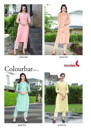 Koodee By Colorbar Vol-2